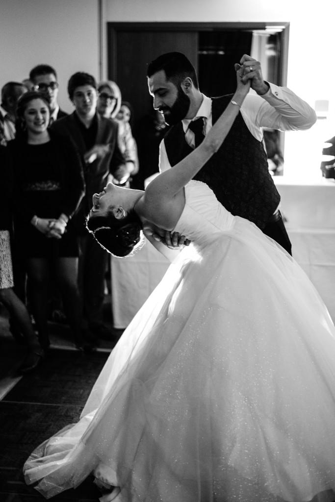 Notre ouverture de bal chorégraphiée // Photo : Basile Crespin