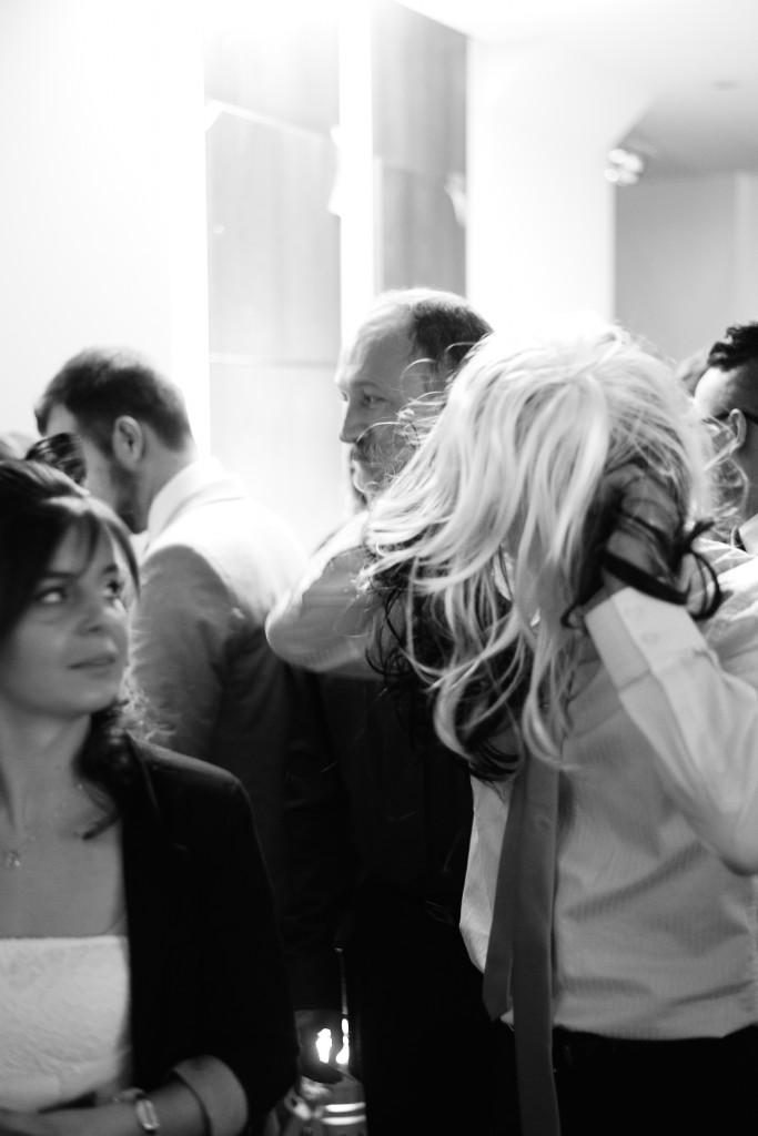 Les animations de la soirée : le jeu des couples // Photo : Basile Crespin