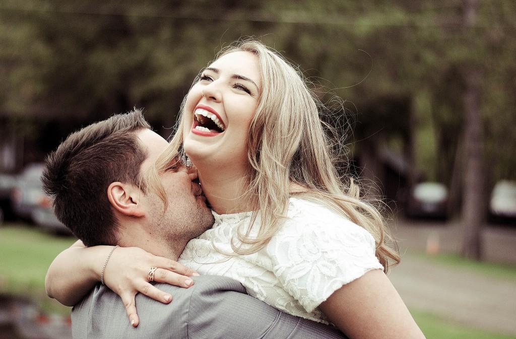 Première étape : les fiançailles, comme une évidence