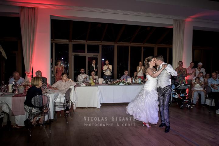 Le joli mariage de Christelle sur le thème de la danse  - Photo Nicolas Giganto (16)