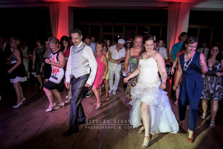 Le joli mariage de Christelle sur le thème de la danse  - Photo Nicolas Giganto (17)