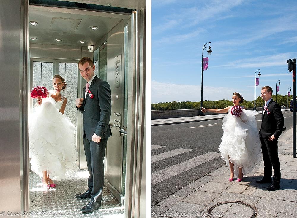 Le mariage fait maison de Delphine, sans thème et plein de couleurs et d'originalité - Photo Laure Sophie Photographie (11)