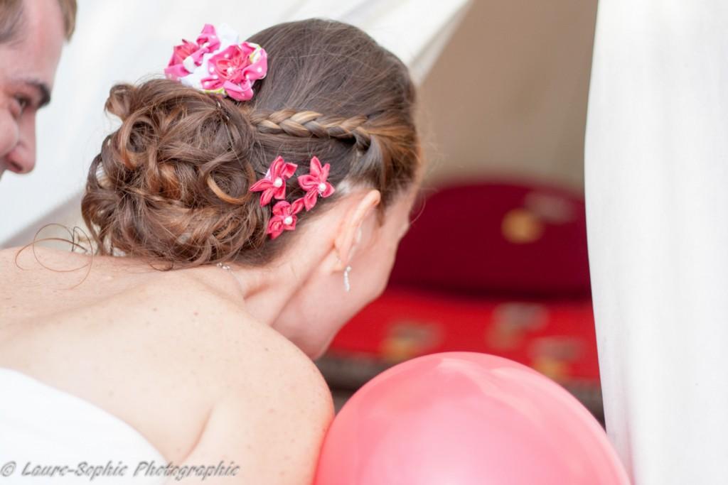 Le mariage fait maison de Delphine, sans thème et plein de couleurs et d'originalité - Photo Laure Sophie Photographie (16)