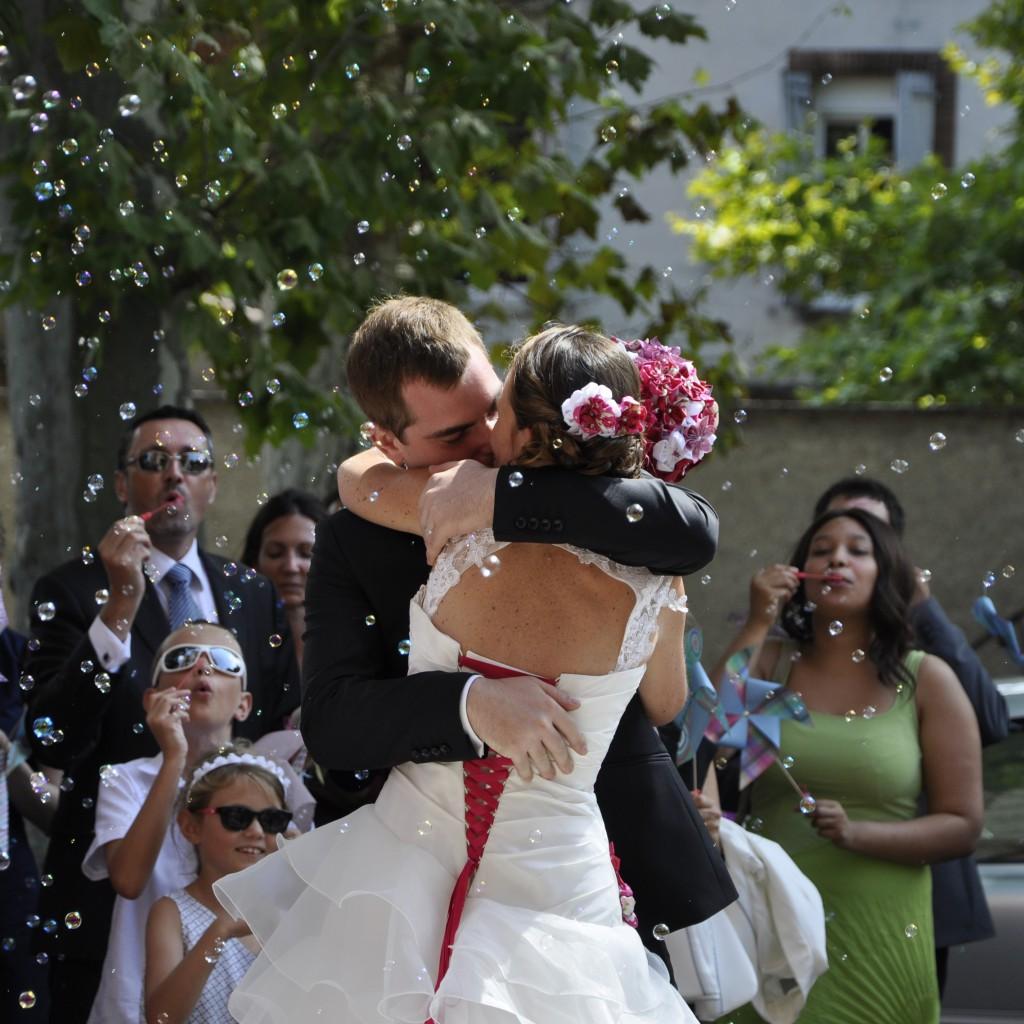 Le mariage fait maison de Delphine, sans thème et plein de couleurs et d'originalité - Photo Laure Sophie Photographie (6)