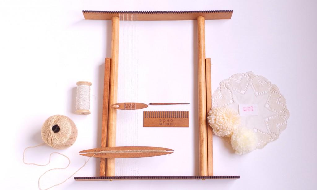 Kit de tissage
