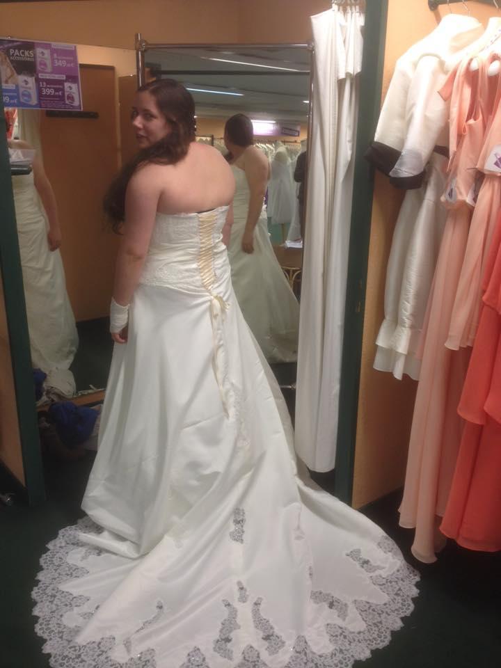 Ma recherche de robe, une épreuve devenue moment de joie