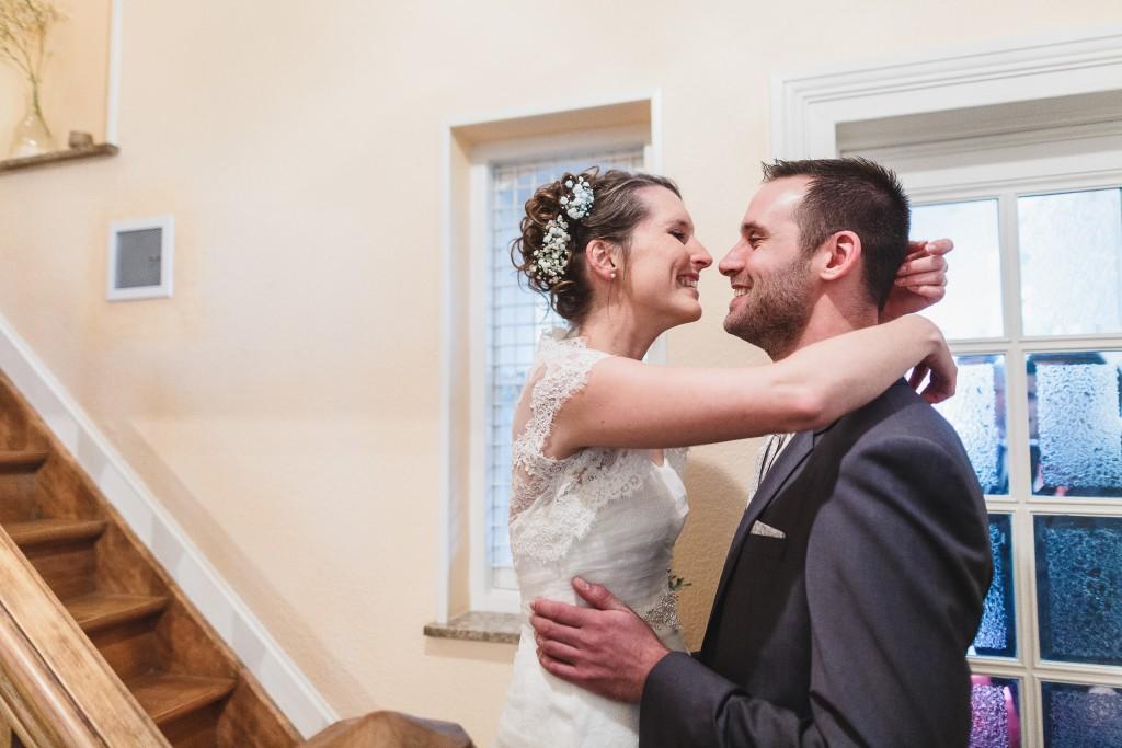 Découverte des mariés le jour J // Photo : Twane Photographe