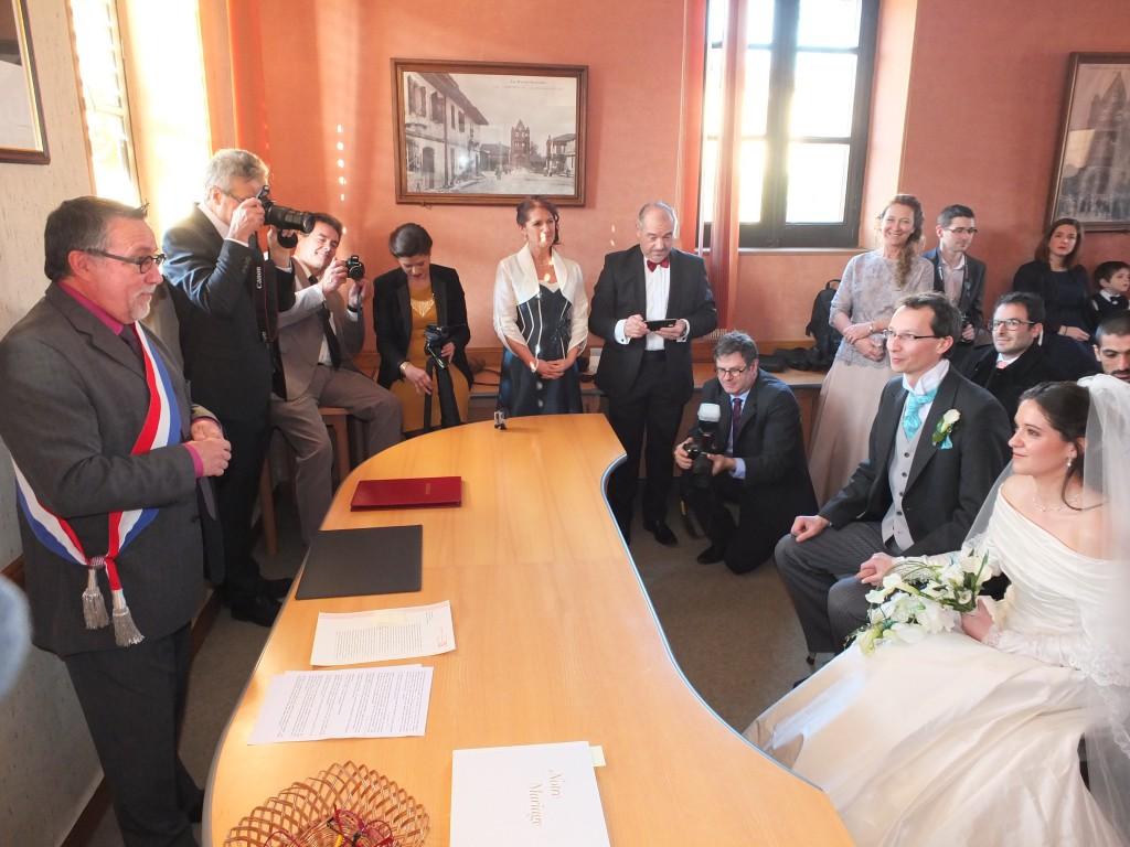 Une cérémonie civile personnalisée et émouvante