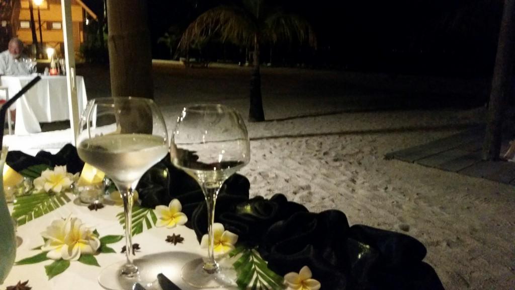 La demande en mariage de Monsieur Tattoo à l'Ile Maurice