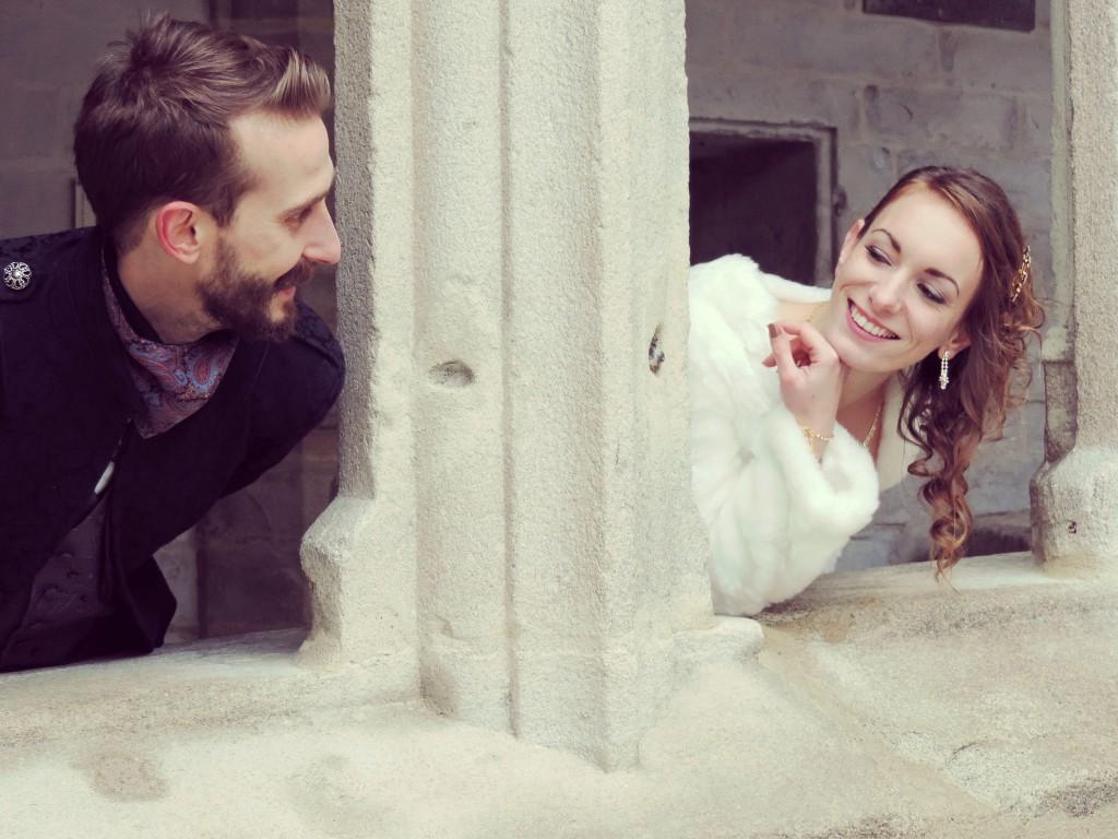 Le mariage d'hiver de Victoria, à petit budget, do it yourself et végétarien (5)