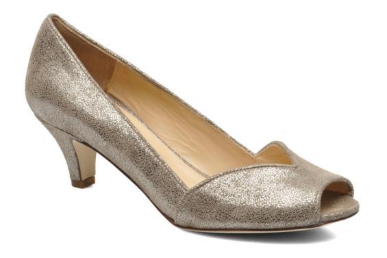 Mes accessoires de mariée : mes chaussures à paillettes !