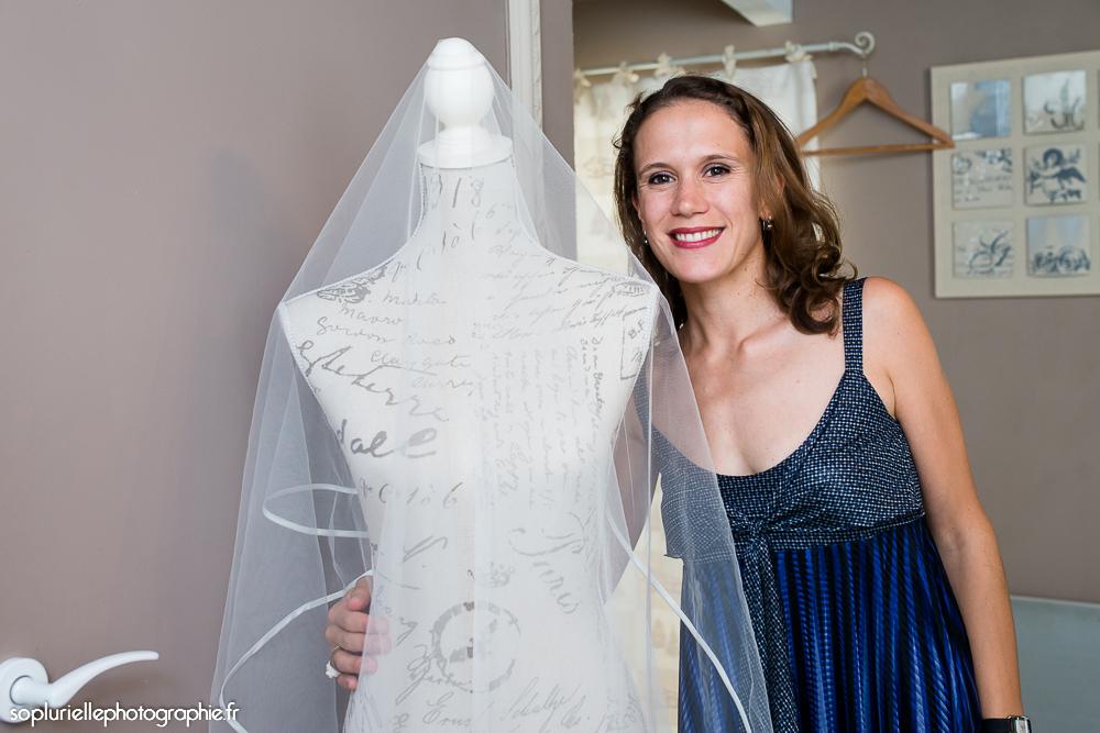 Super-copine de la mariée - Photo Sonia Blanc