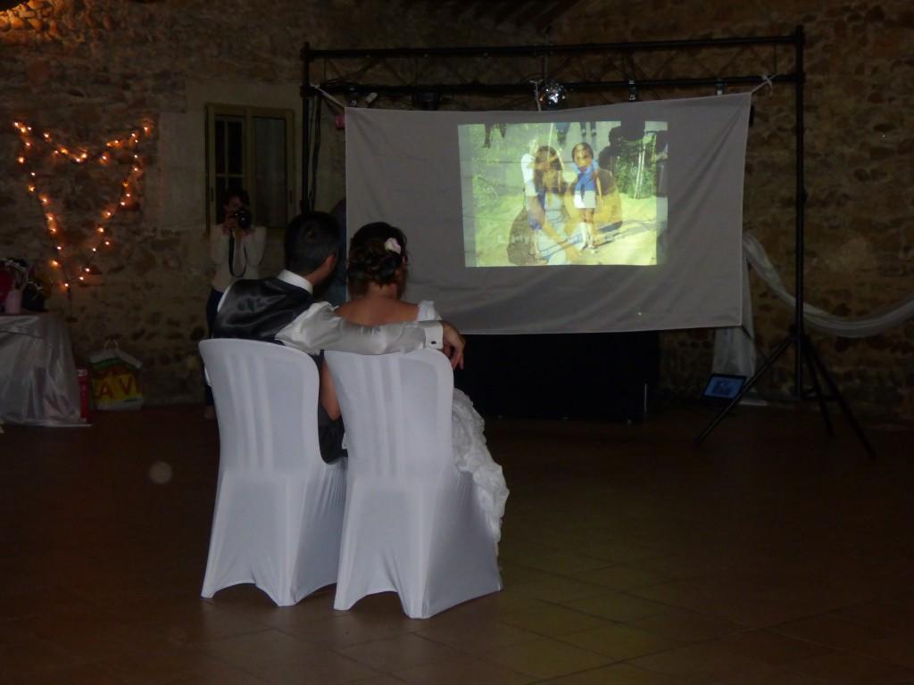 Les animations et les surprises de notre soirée de mariage