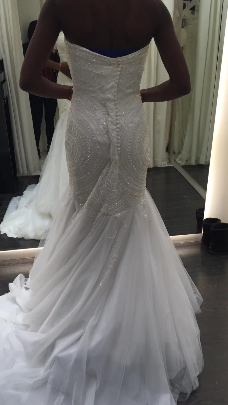 Périples et doutes sur le choix de ma robe