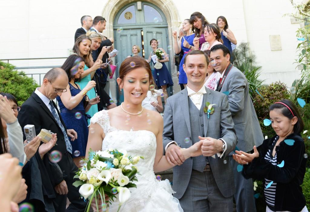 Le mariage en bleu et blanc et à son image de Minette - Photo Azaliya (10)