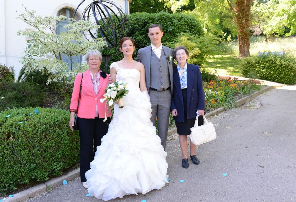 Le mariage en bleu et blanc et à son image de Minette - Photo Azaliya (11)
