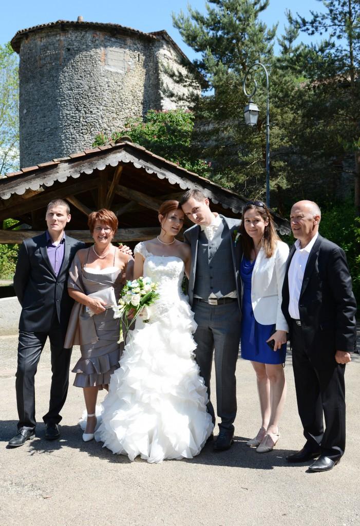 Le mariage en bleu et blanc et à son image de Minette - Photo Azaliya (12)