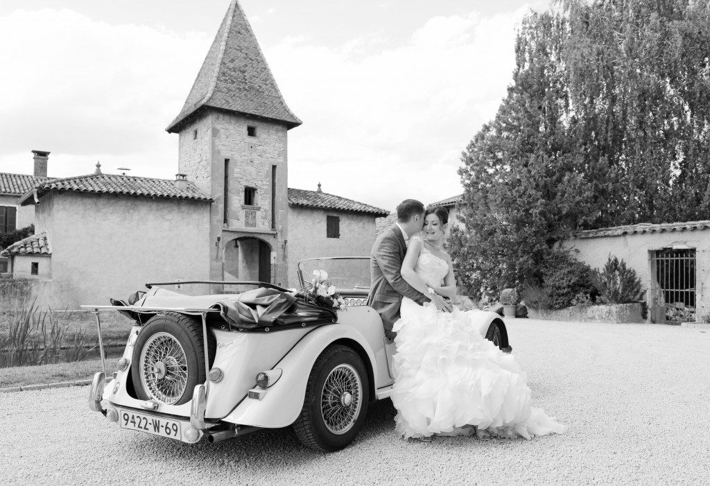 Le mariage en bleu et blanc et à son image de Minette - Photo Azaliya (13)