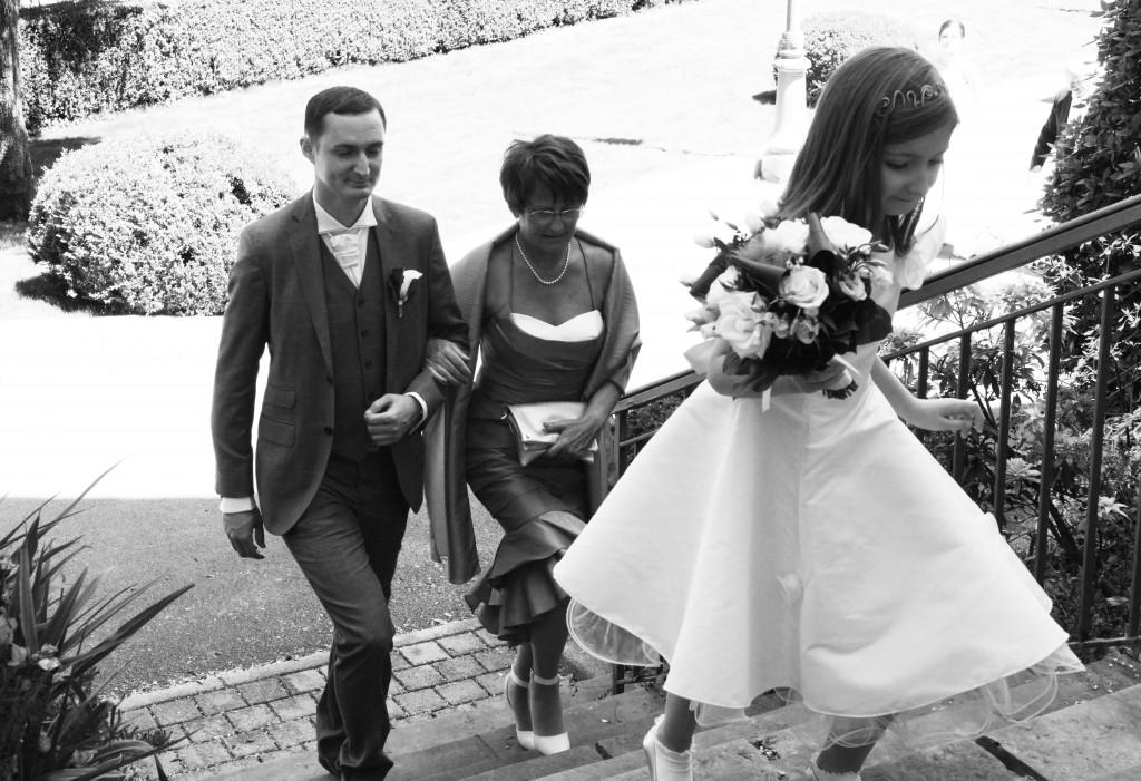 Le mariage en bleu et blanc et à son image de Minette - Photo Azaliya (7)