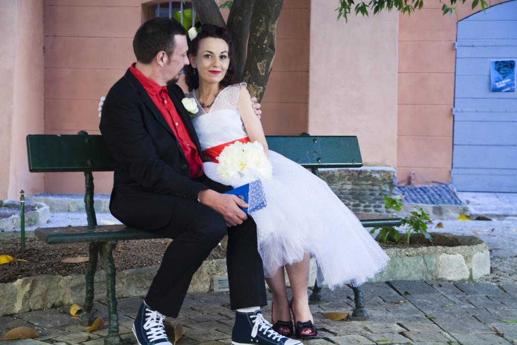 Le mariage rockabilly et participatif de Catherine dans le Cap Corse (13)