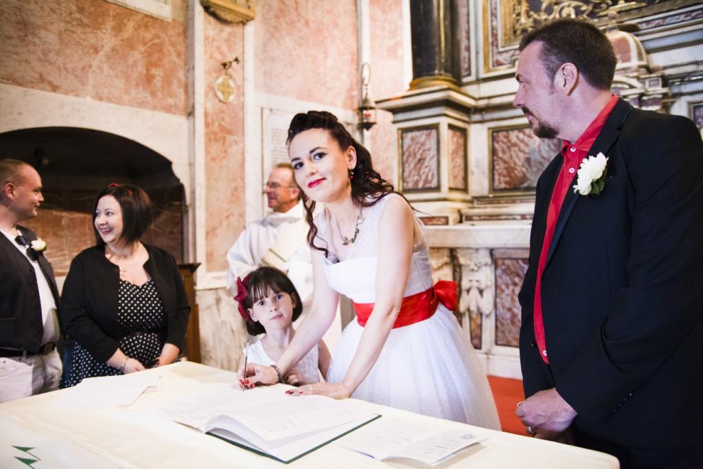 Le mariage rockabilly et participatif de Catherine dans le Cap Corse (17)