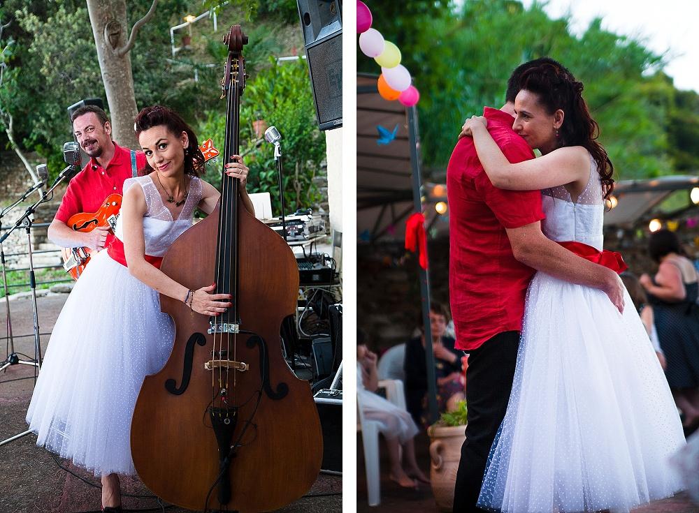 Le mariage rockabilly et participatif de Catherine dans le Cap Corse (34)