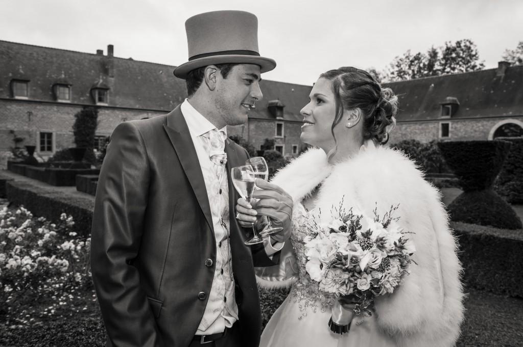 Le mariage romantique de Mme Charleston sur le thème des années folles - Photo Cédric Alexandre (4)