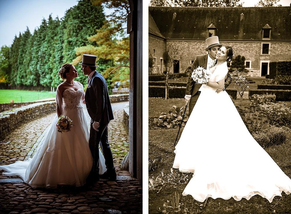 Le mariage romantique de Mme Charleston sur le thème des années folles - Photo Cédric Alexandre (8)
