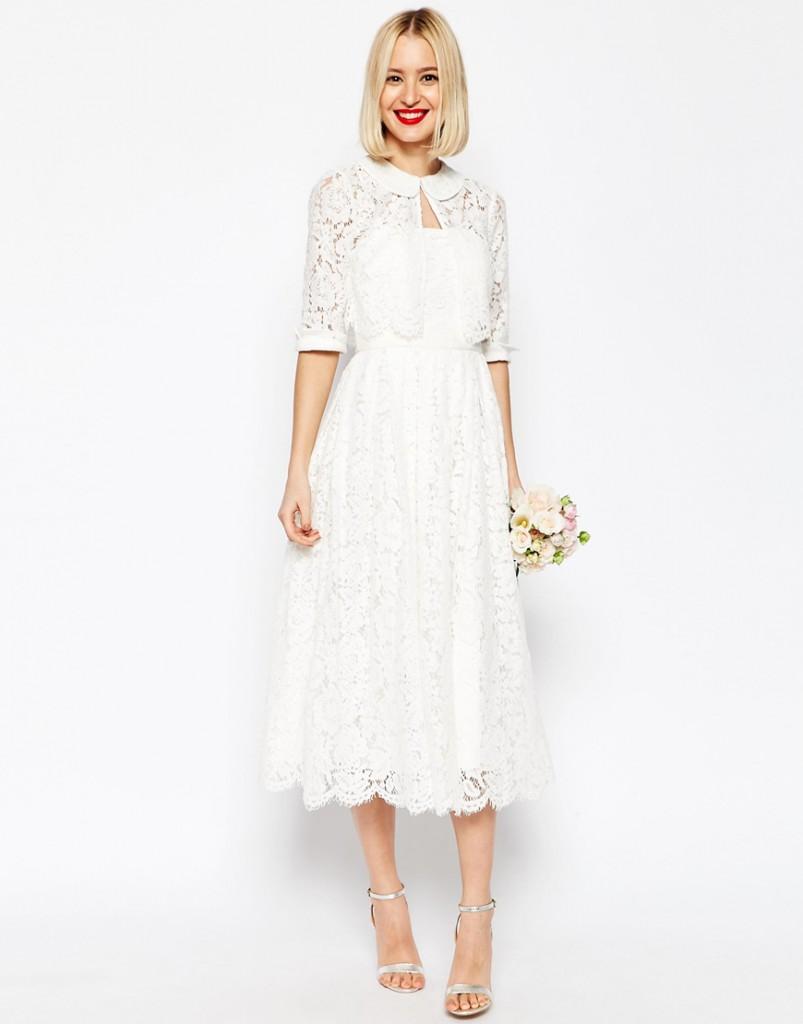 """Quand """"robe de mariée"""" rime avec """"prêt-à-porter"""" : Asos Bridal"""