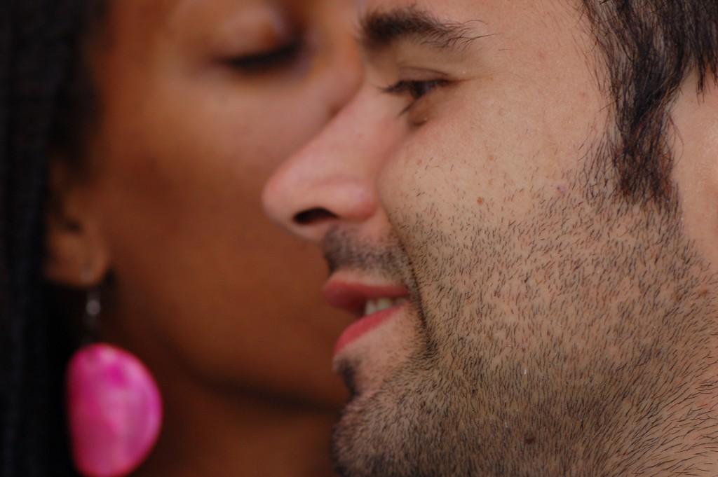 Mlle Afro et M Petit Puy