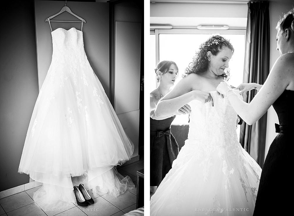 Le mariage de princesse en bleu de Madame D - Les préparatifs (14)