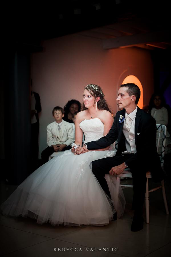 Le mariage de princesse en bleu de Madame D - soirée (10)