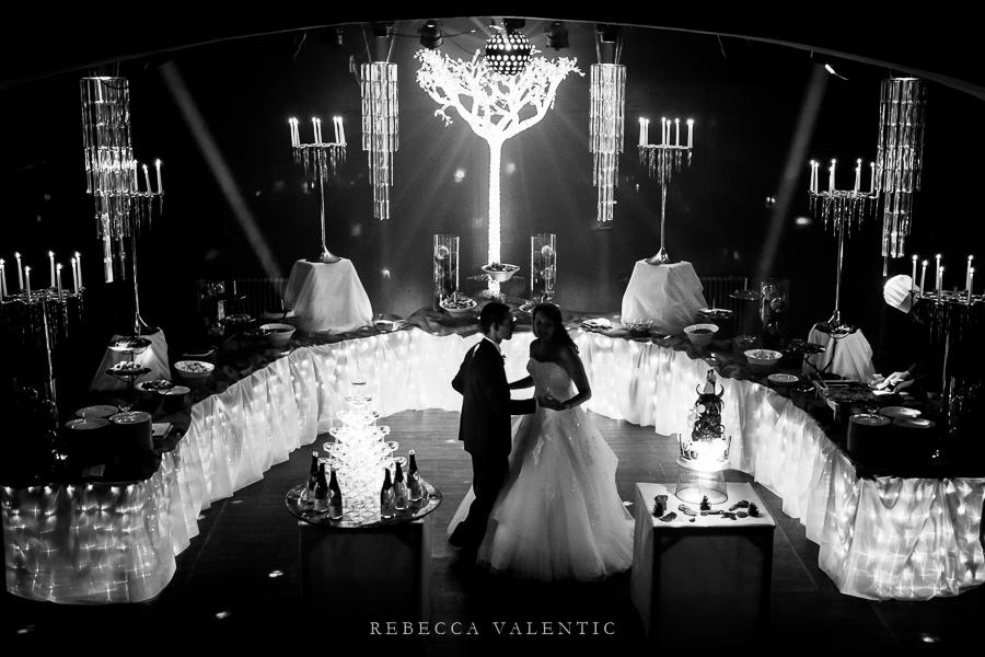 Le mariage de princesse en bleu de Madame D - soirée (15)