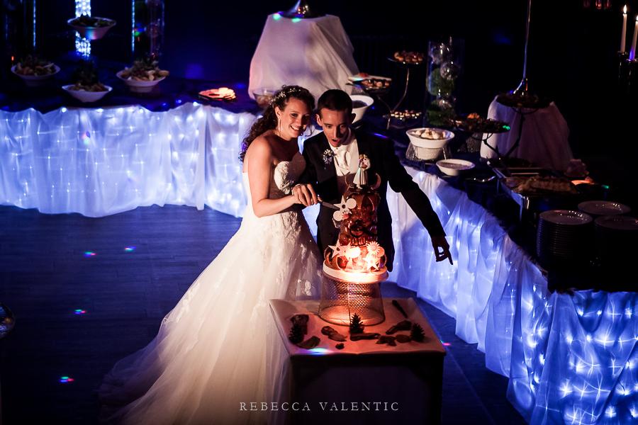 Le mariage de princesse en bleu de Madame D - soirée (17)