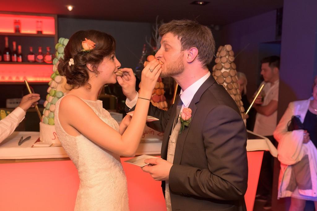 Le mariage romantique de Loulou aux touches corail (21)