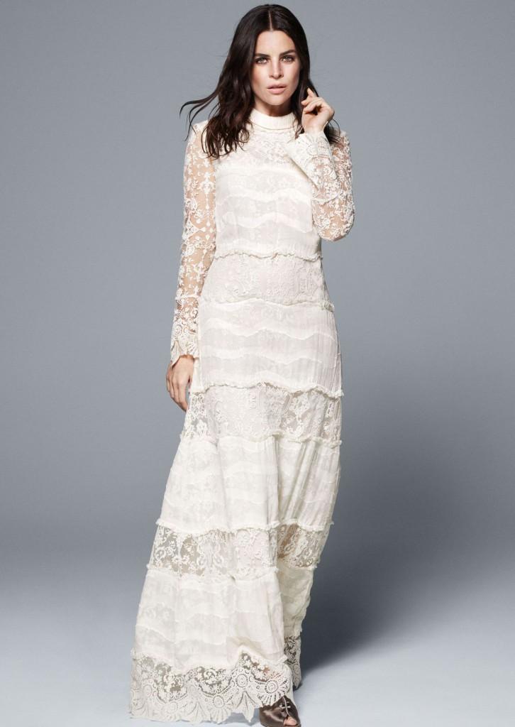 """Quand """"robe de mariée"""" rime avec """"prêt-à-porter"""" : H&M"""