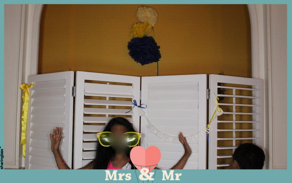 Photobooth Mme Vanille - Sharingbox