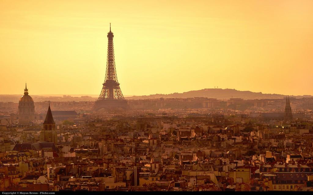 Chercher un lieu pour notre mariage : Paris ?