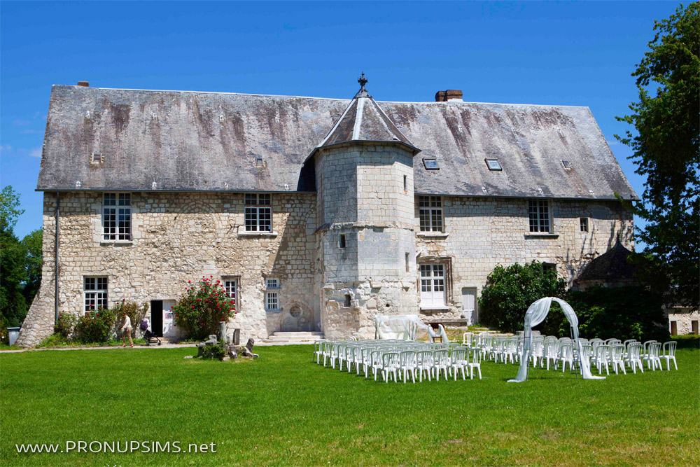 Le mariage Paris Normandie Givré de Rosemat (3)
