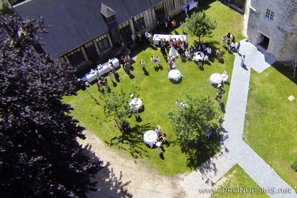 Le mariage Paris Normandie Givré de Rosemat (4)