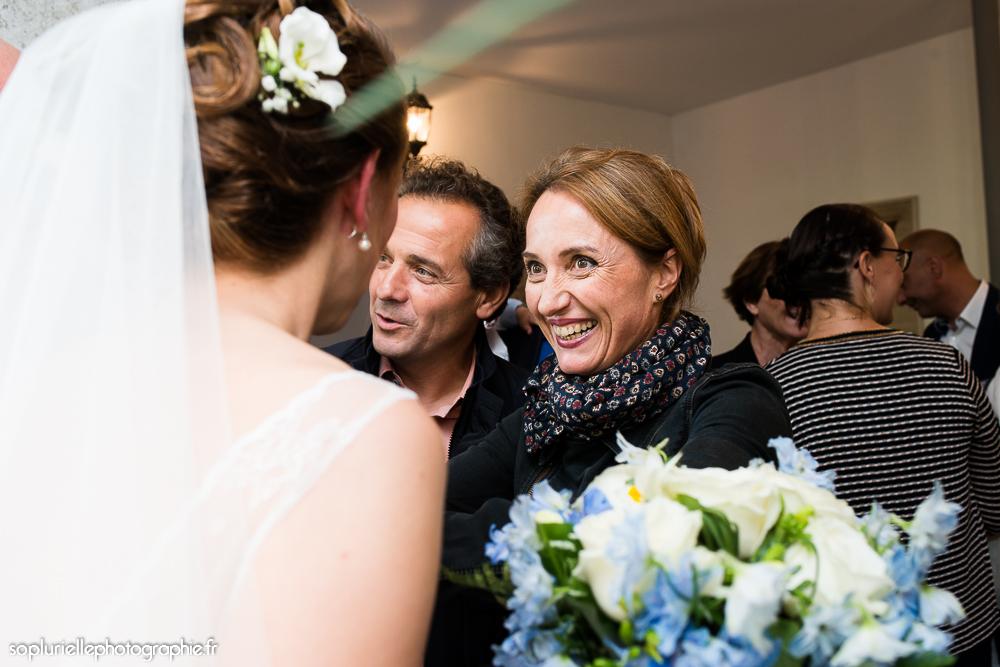 Cérémonie Mme Suzette - Sonia Blanc