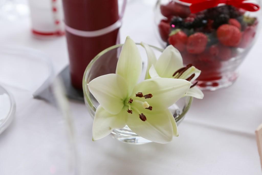 Mariage saveur fruits rouges - Guillaume Lemarié