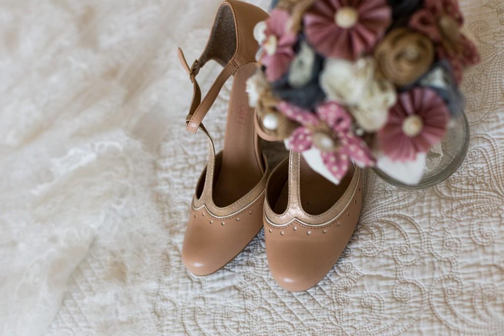 Mariage champêtre Miel - Love Story Photographie