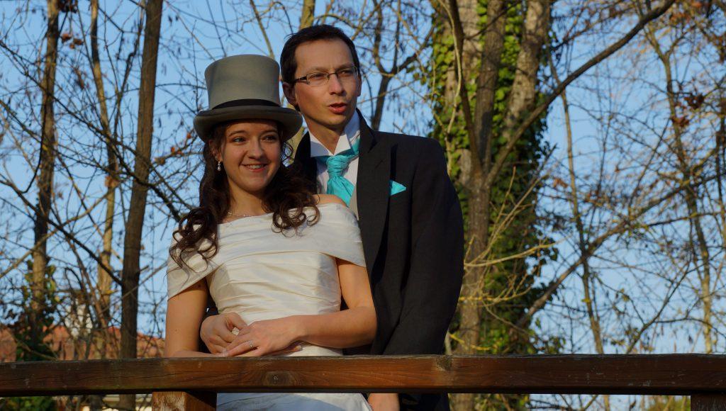 Photos de couple décalées Mme Waka-Waka