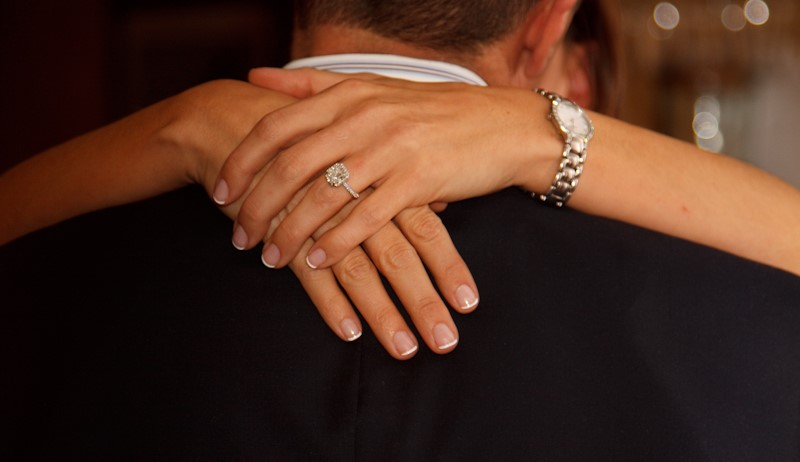 Bague de fiançailles