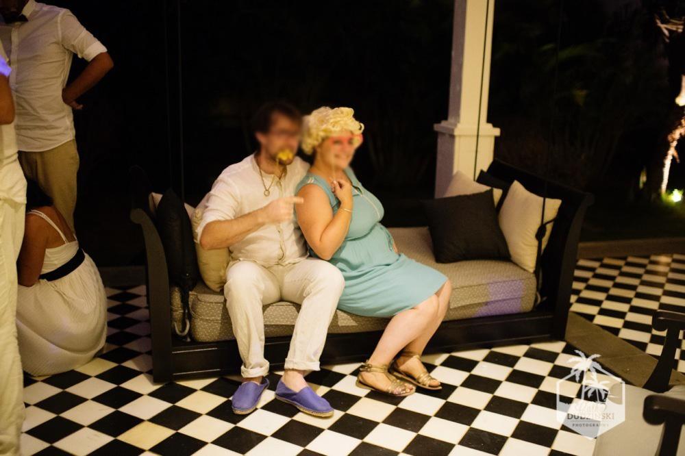 Soirée mariage Mme Sunshine - Cathy Dudzinski