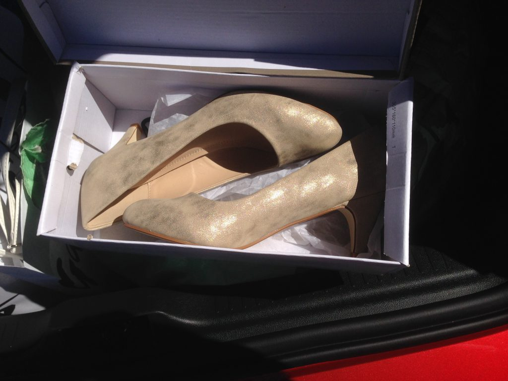 Chaussure Mme Piccolo