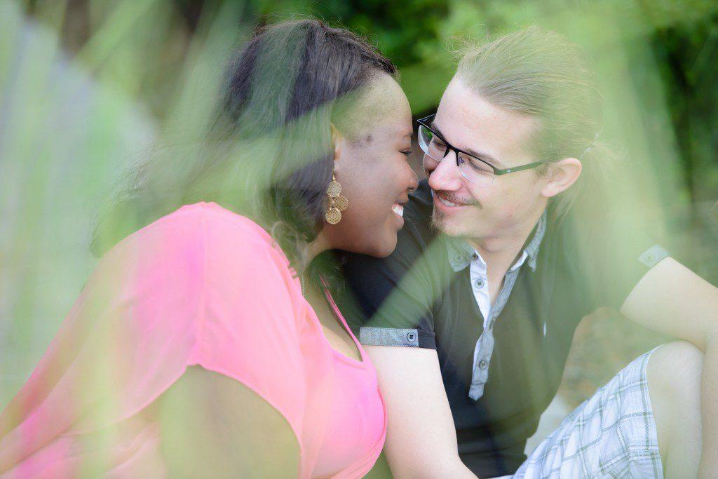 Mlle Caramel Beurre Salé et son fiancé - Sivan Photography