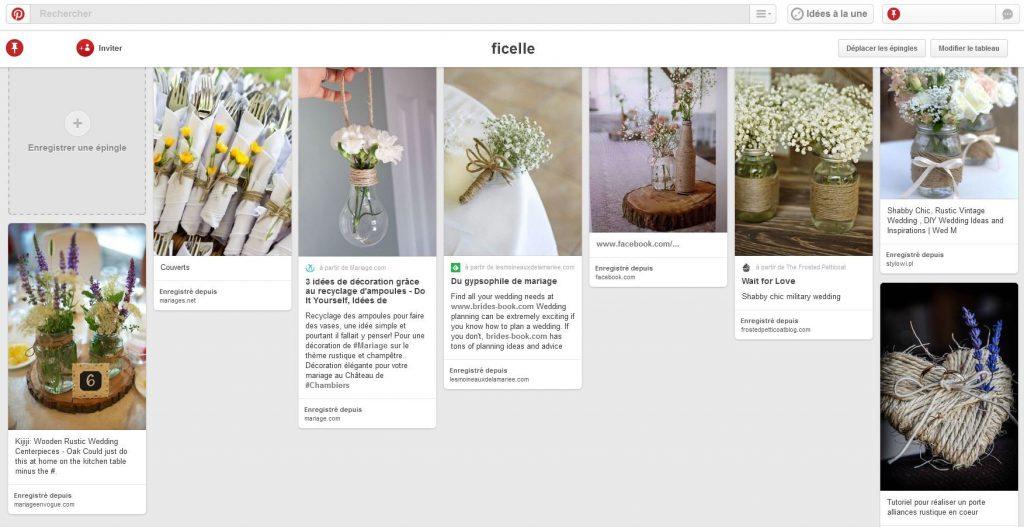 Compte Pinterest Mlle Myrtille