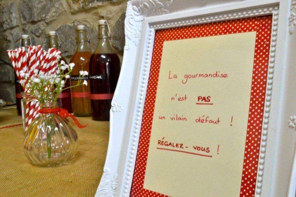 Mariage 100% home-made d'Ophélie